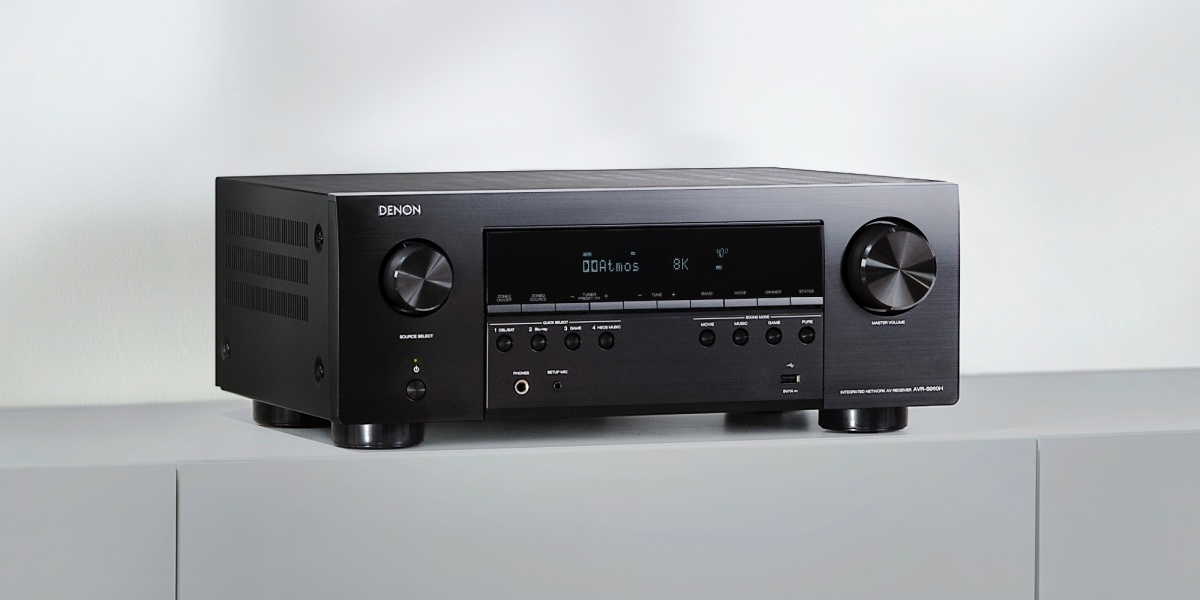 Denon 8K AirPlay receiver