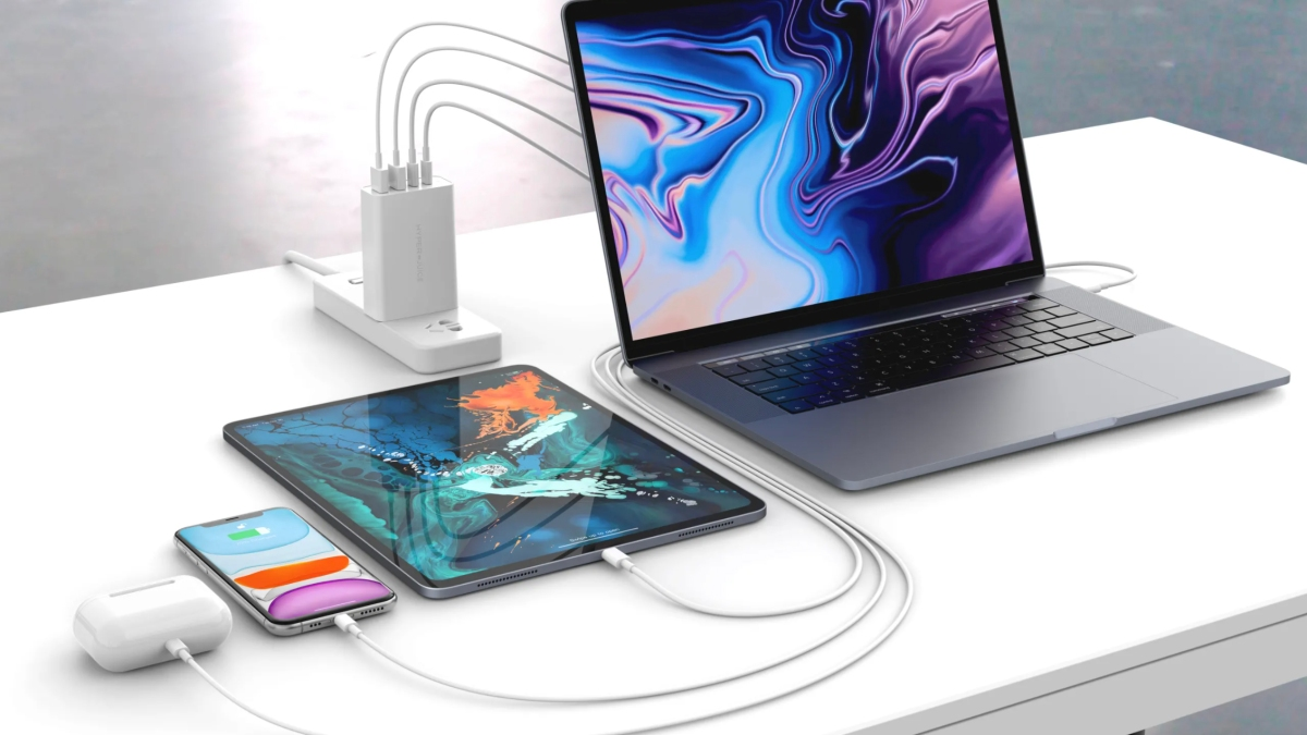 hyperjuice wall charger