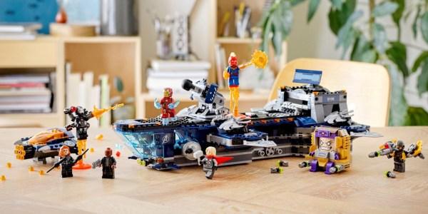 LEGO Marvel summer
