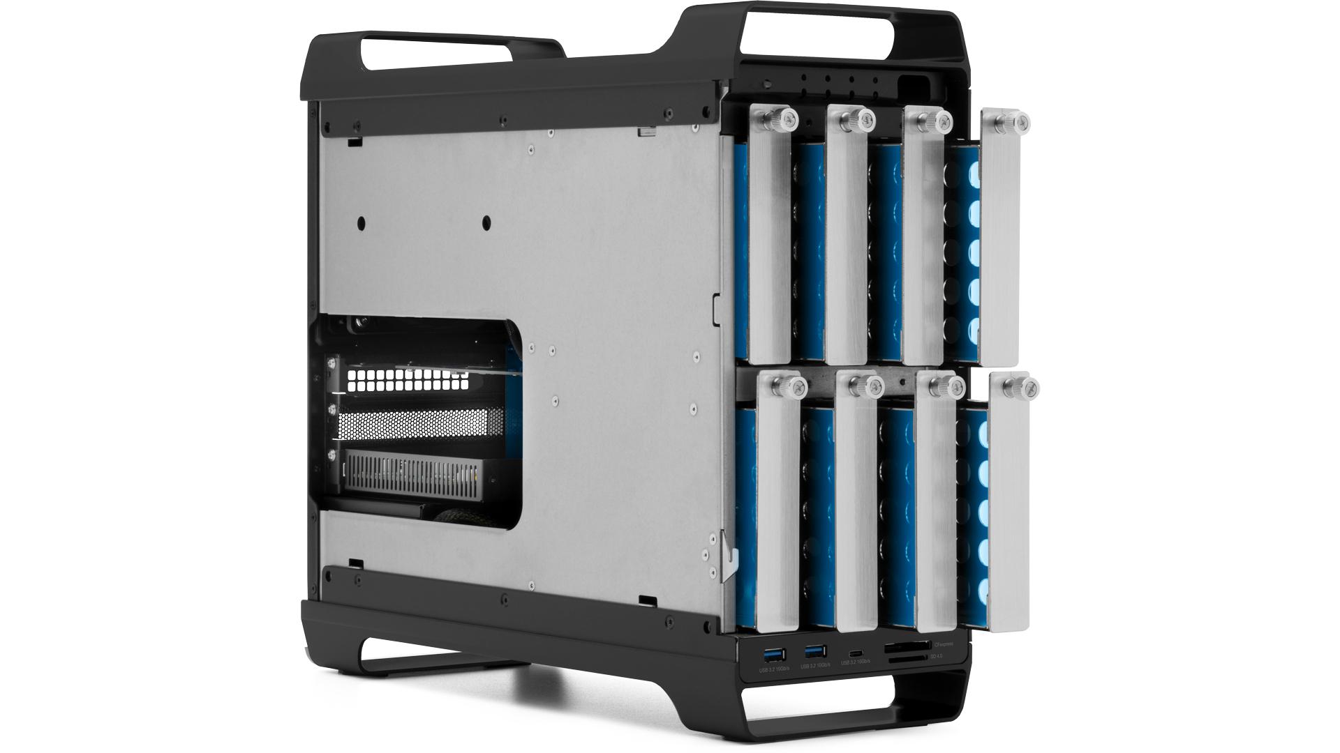thunderbay flex 8 Thunderbolt 3 raid storage