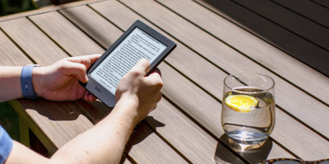 Rakuten E-reader