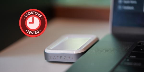 satechi airpods charger