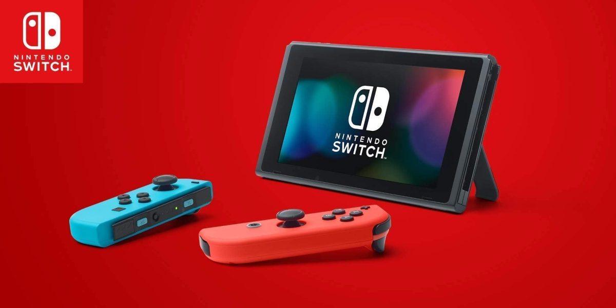 Upgraded 4K Nintendo Switch console