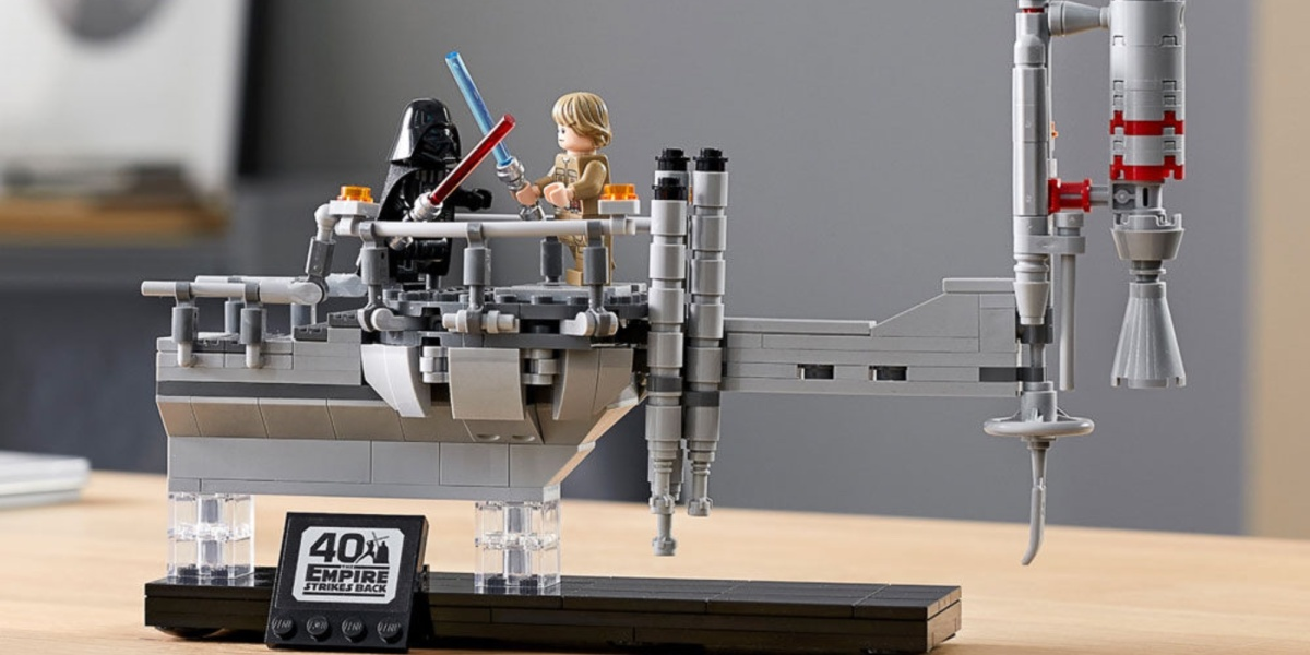 LEGO Bespin Duel