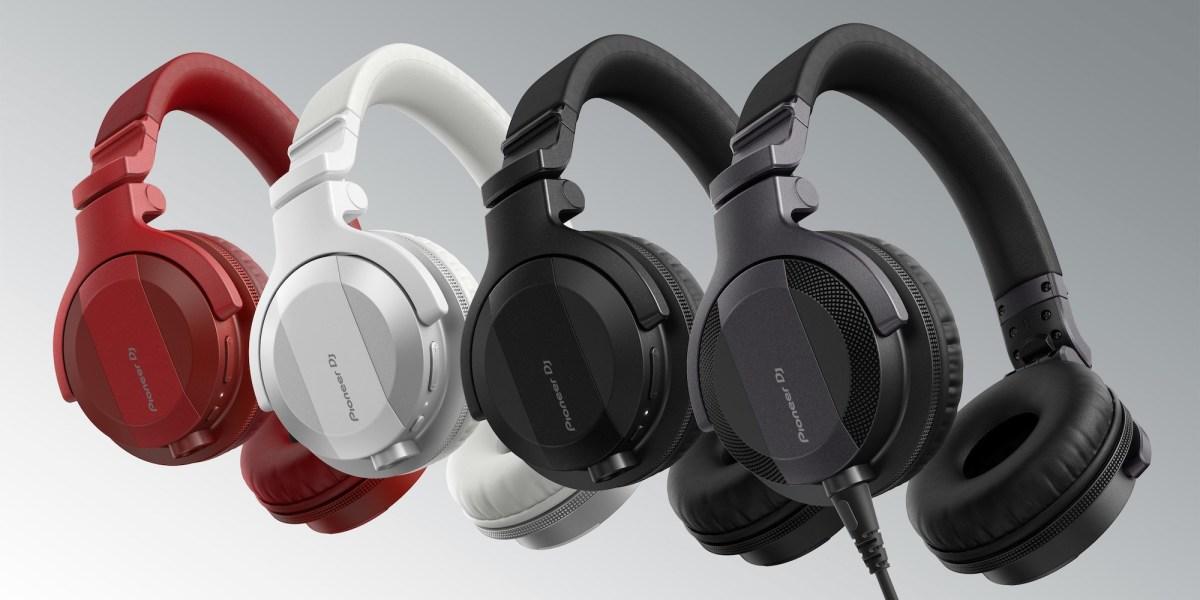 Pioneer DJ headphones New