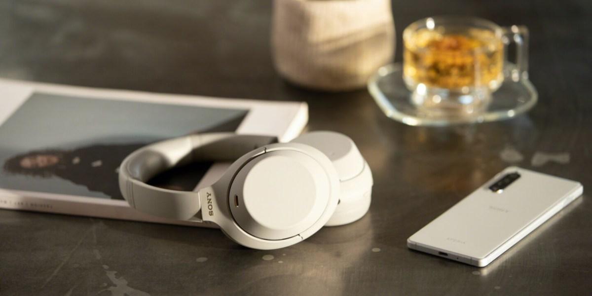 Sony WH-1000XM4 Headphones
