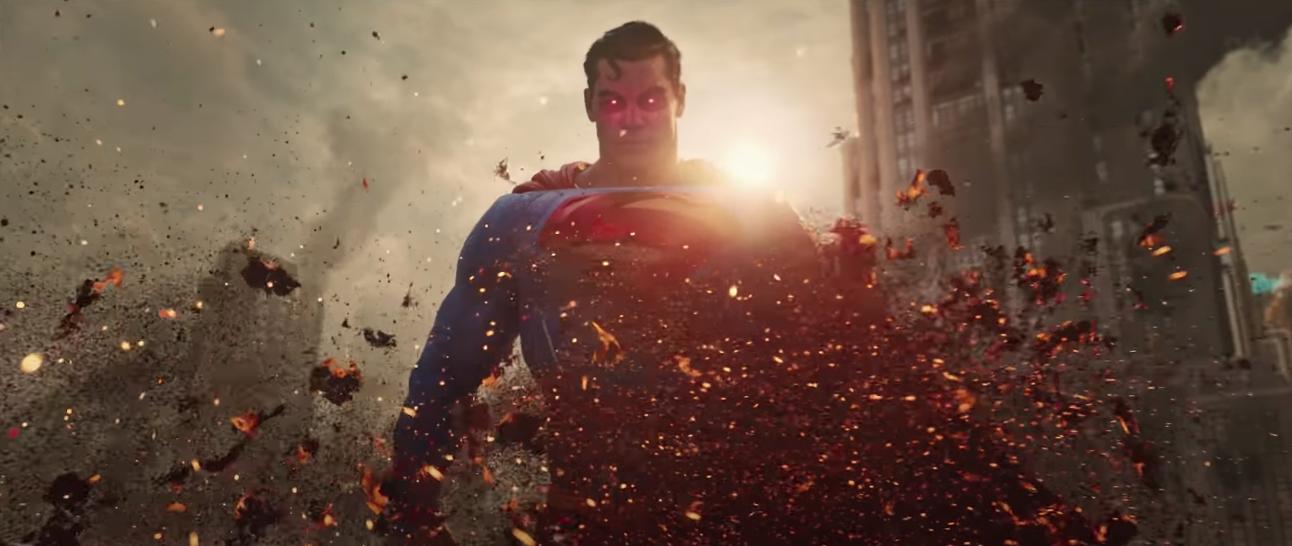 Suicide Squad game Superman