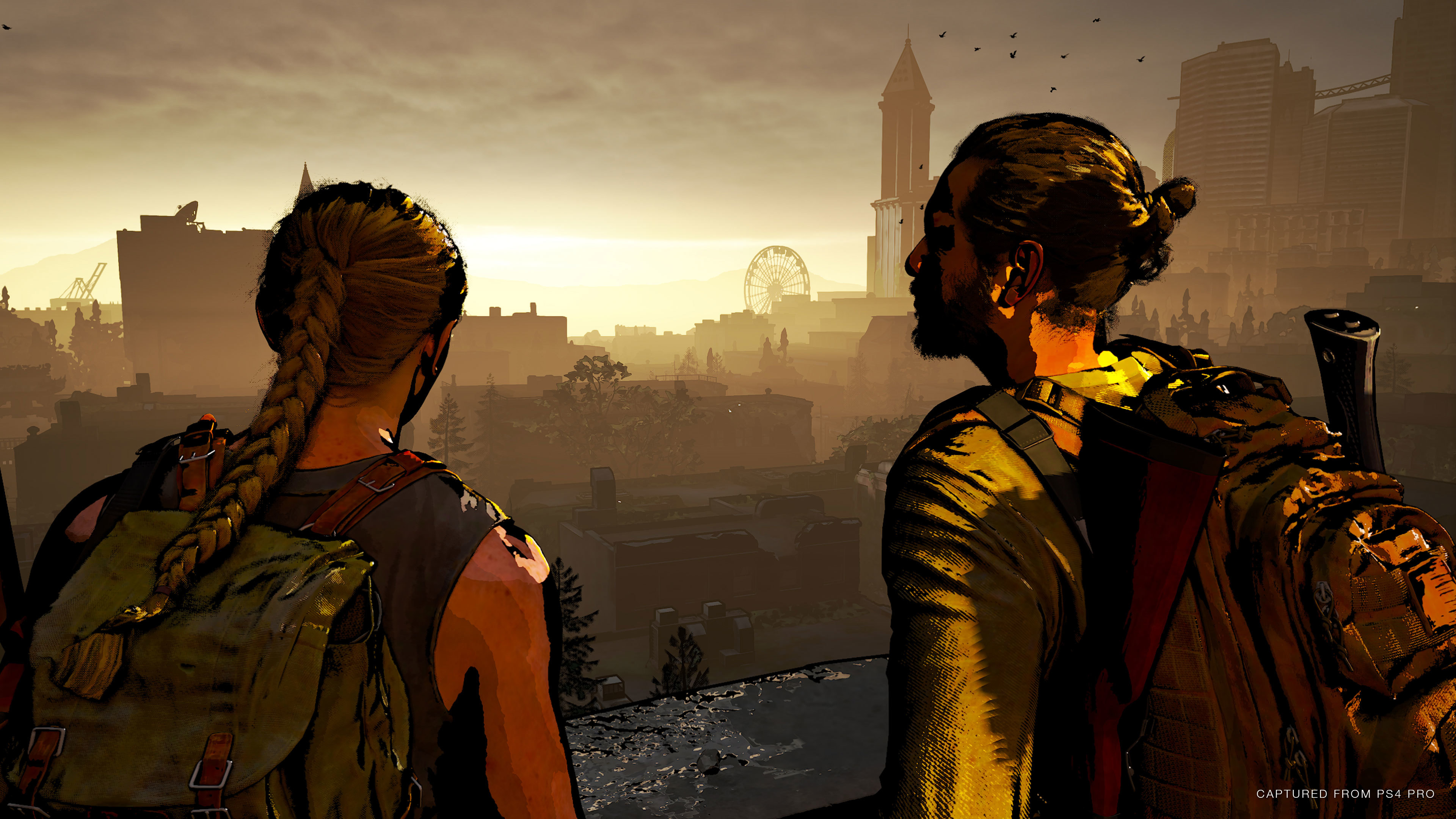 Last of Us II update visual mods