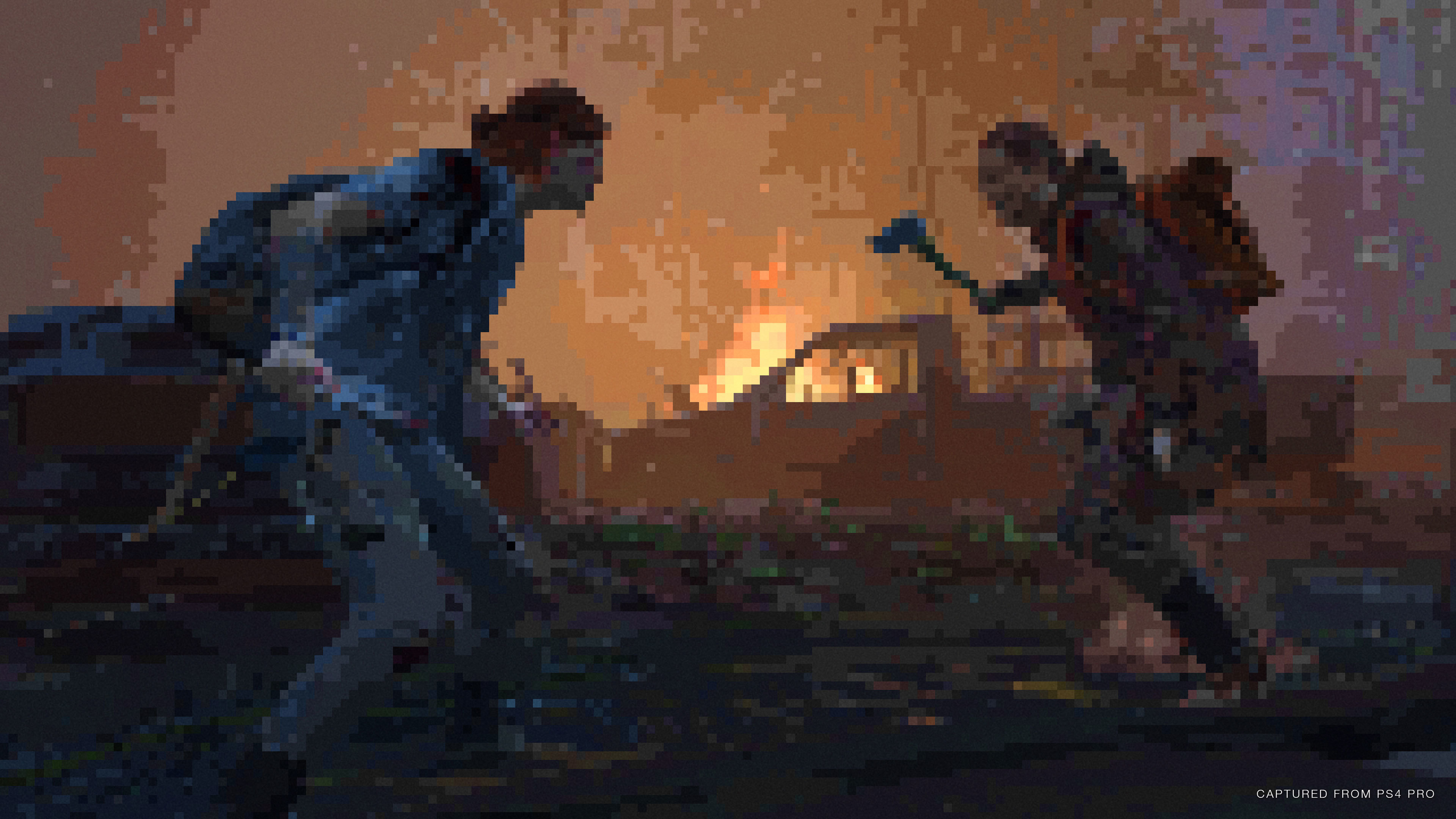 Last of Us II update 8-bit