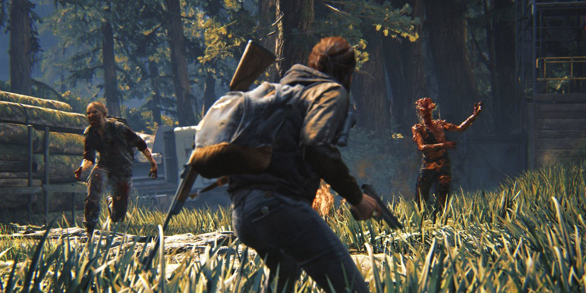Last of Us II update