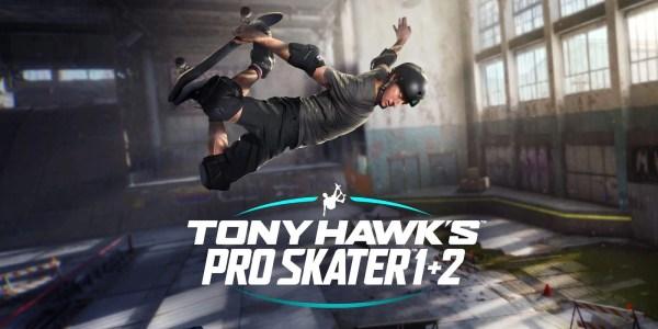 Tony Hawk Pro Skater Launch Trailer