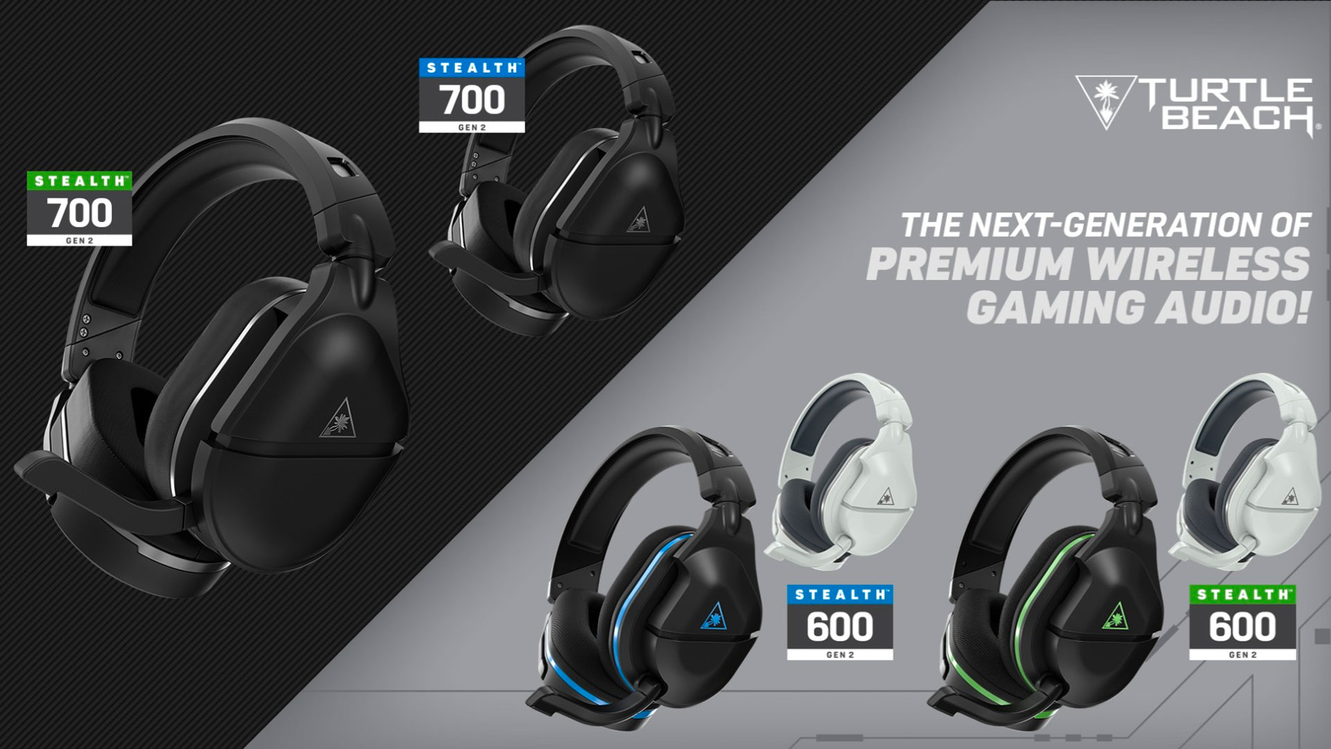 Turtle Beachlaunches Stealth 700 + 600 Gen 2 headsets - 9to5Toys
