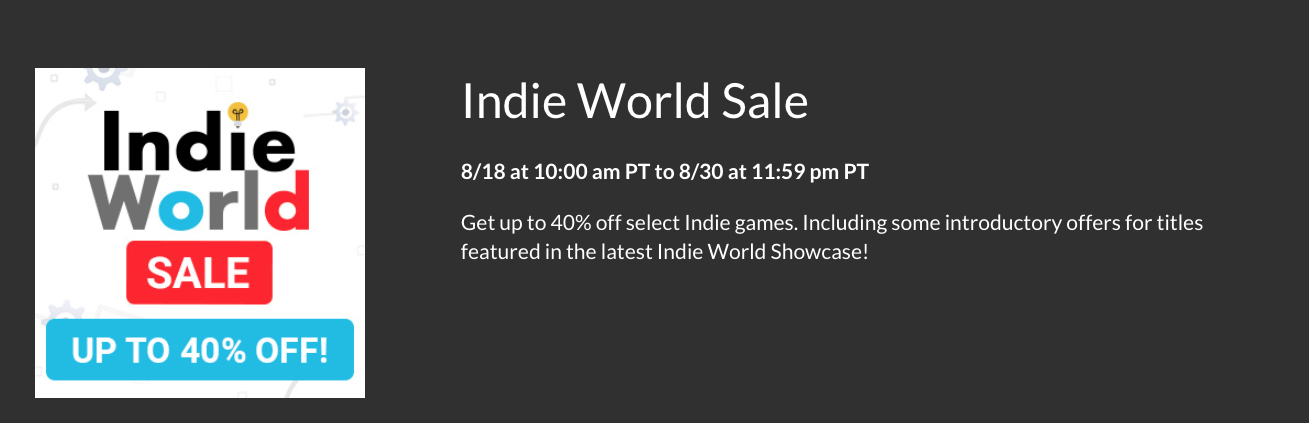 Untitled Goose Game multiplayer + Indie World Sale