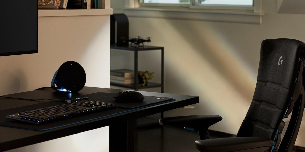 Herman Miller Logitech Desk