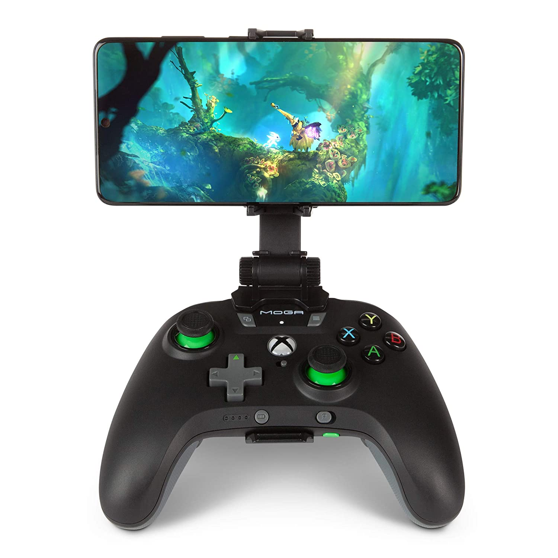 new Moga Xp5-X Plus Project xCloud controller