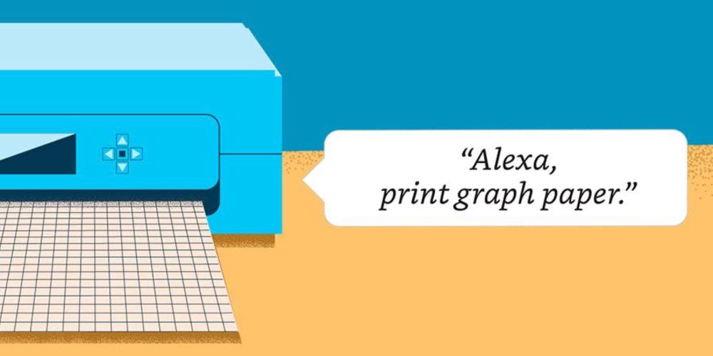 Alexa Print