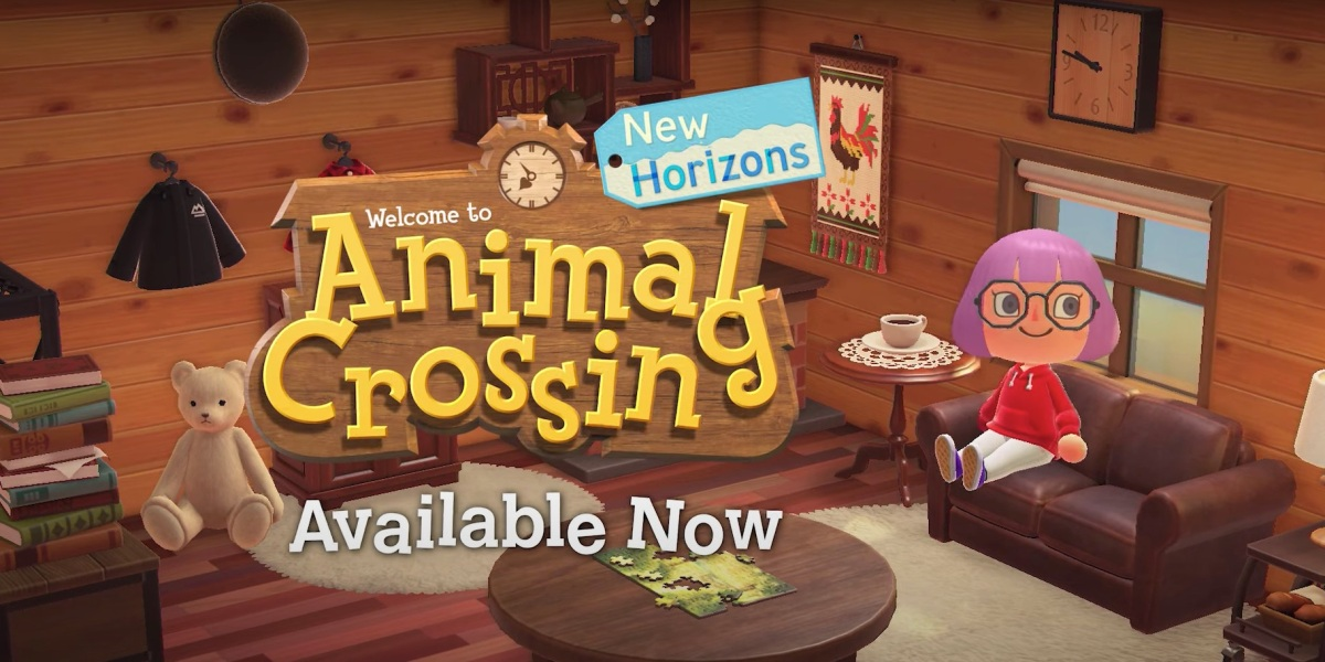 Animal Crossing content for fall