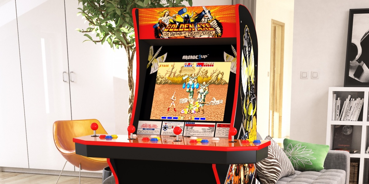 Arcade1Up Golden Axe