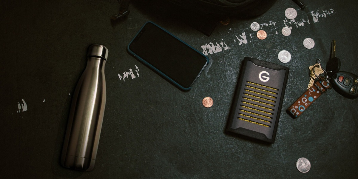 ArmorLock SSD