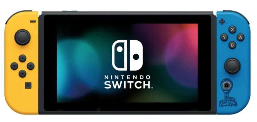 Fortnite Nintendo Switch bundle front