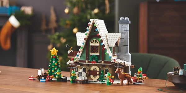 LEGO Elf Club House
