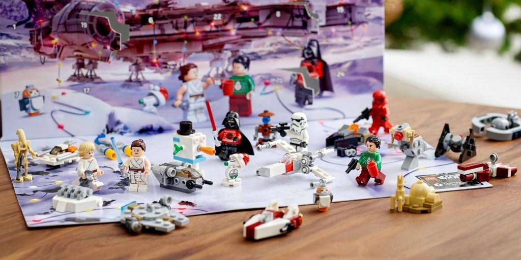 LEGO 2020 Advent Calendars