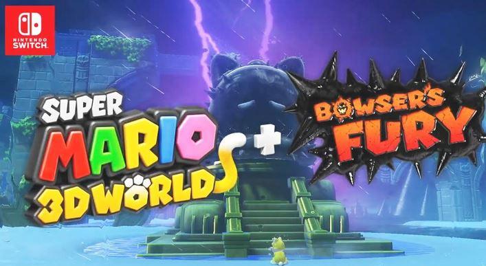 New Mario battle royale-Bowser's Fury