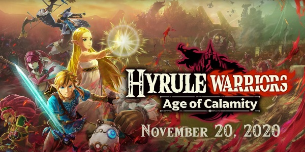 New Zelda game-Hyrule Warriors Age of Calamity