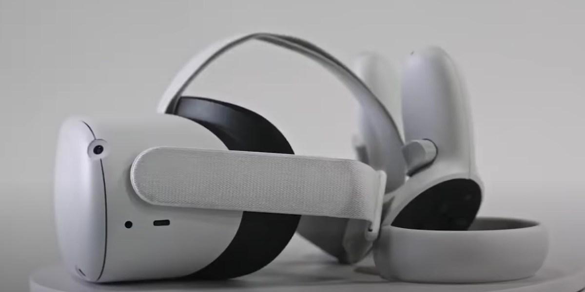 Oculus Quest VR 2