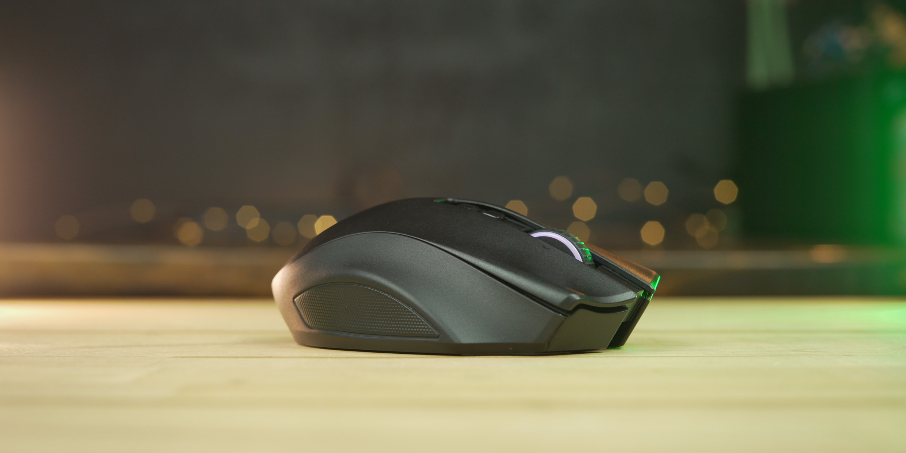 Right side of the Razer Naga Pro