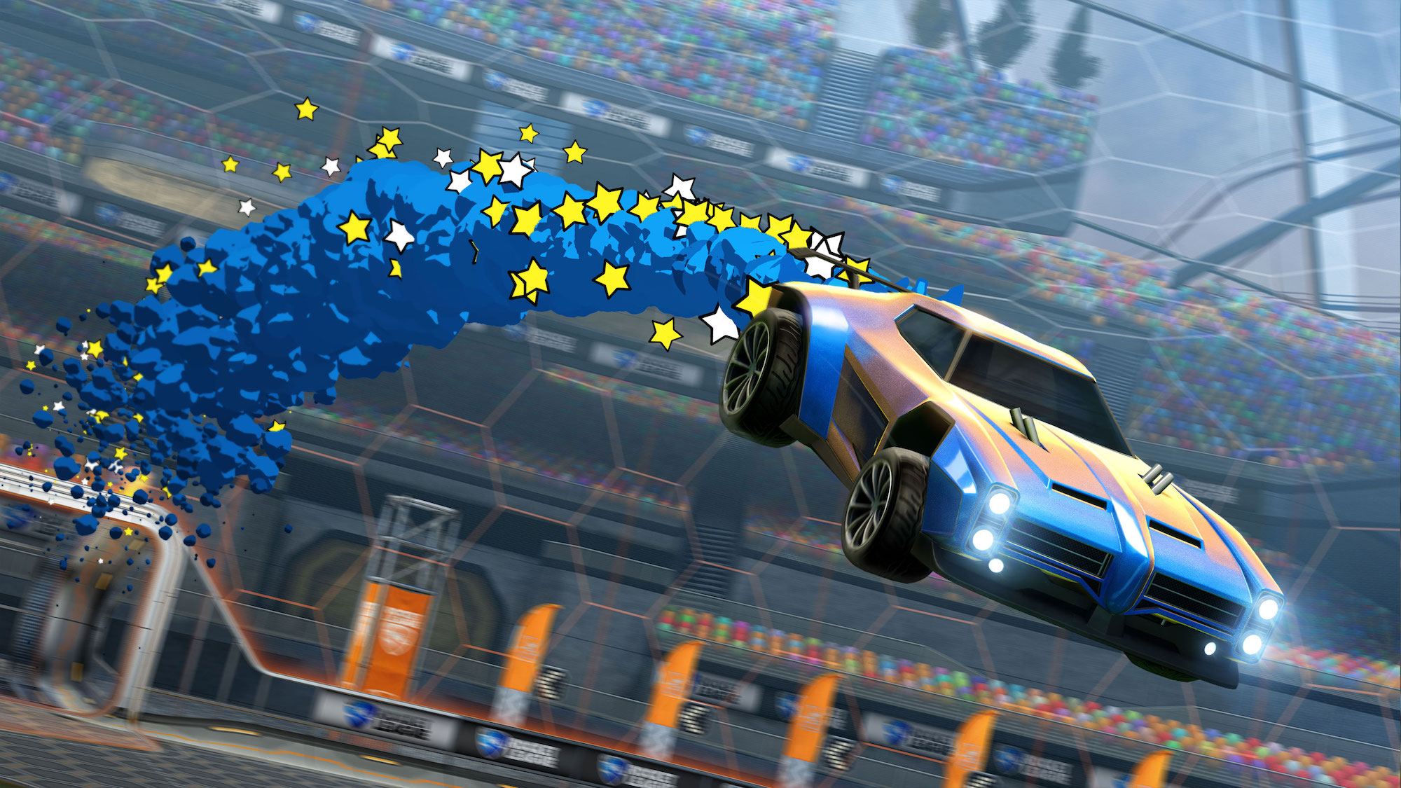 Rocket League free content