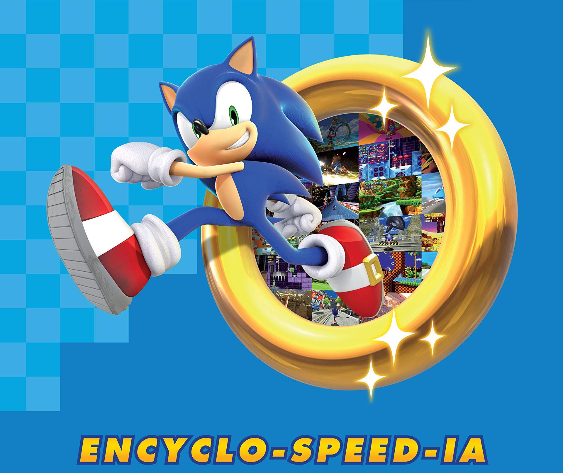 Sonic 30th Anniversary book