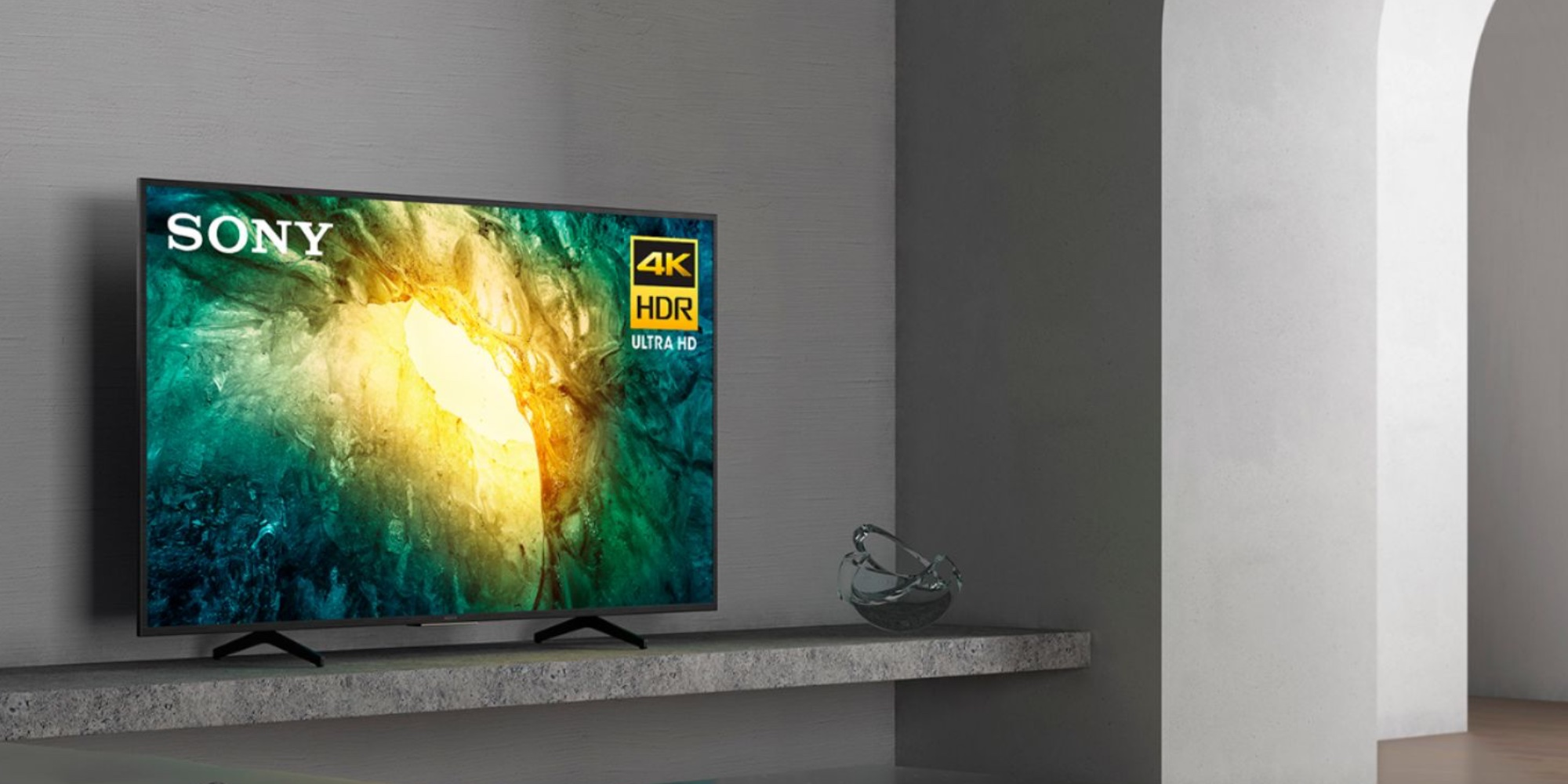 Sony S 55 Inch 4k Smart Android Tv Drops To 569 Following A 28 Discount 9to5toys