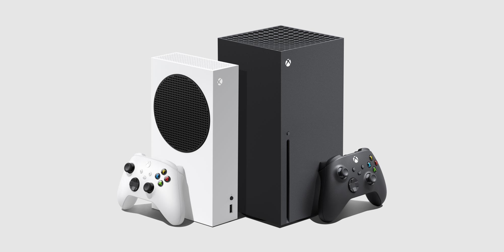 Xbox Series S vs Series X