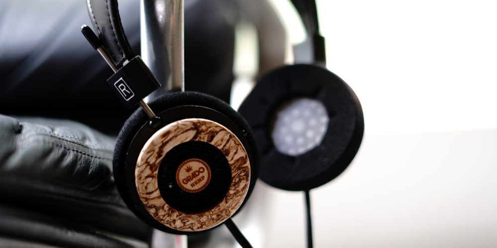grado hemp headphones
