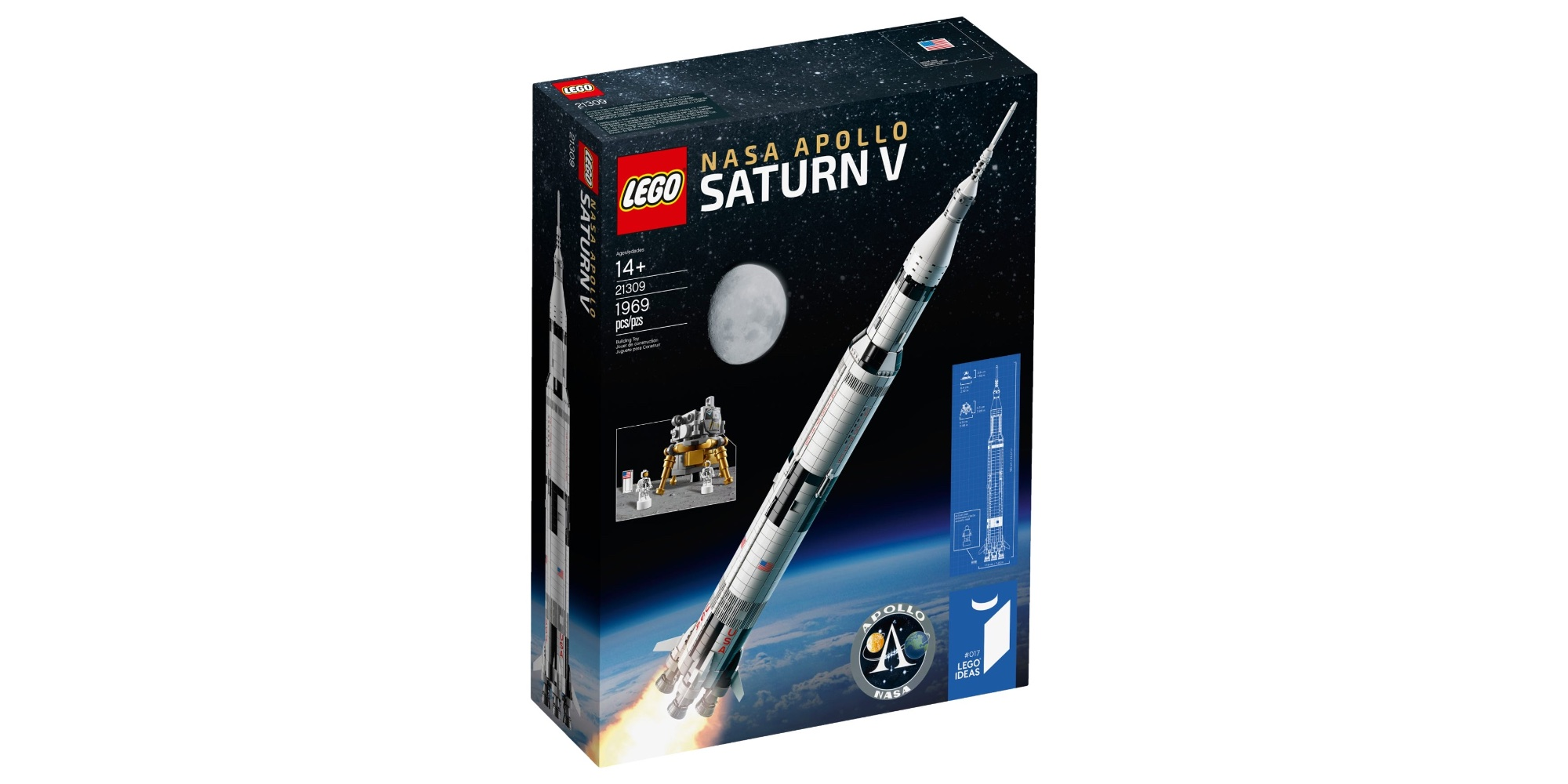 Lego Apollo Saturn V And Ship In A Bottle Relaunch This Fall 9to5toys