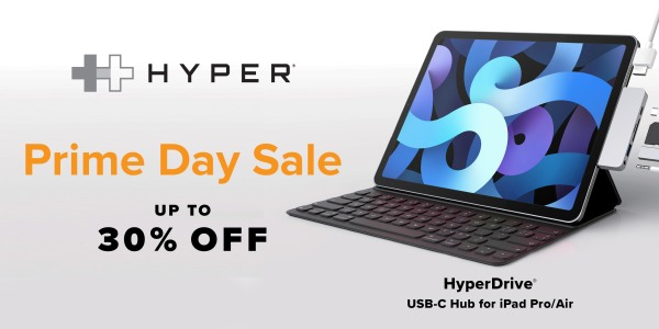 Hyper Prime Day sale