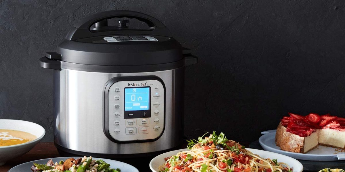 Black Friday Instant Pot Deals Now Live From 49 Duo Evo Plus Smart Wi Fi Duo Crisp More 9to5toys