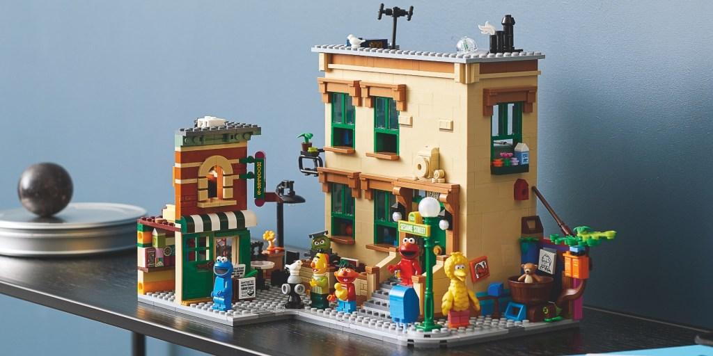 LEGO Sesame Street