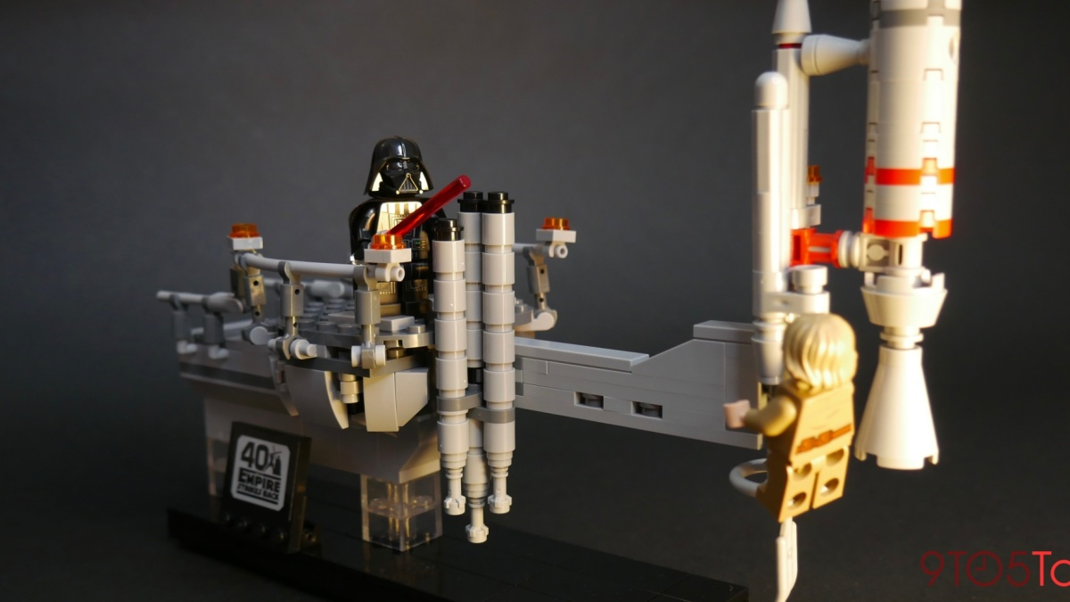 LEGO Bespin Duel Review