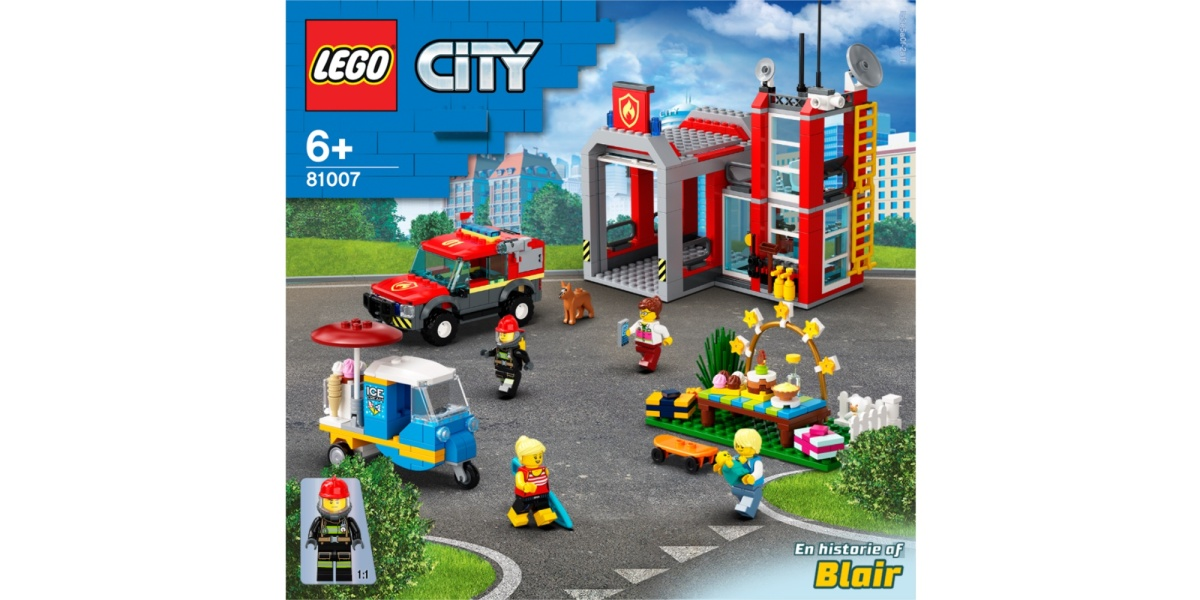 LEGO Build Your Own City