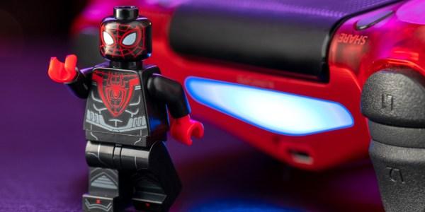 LEGO Spider-Man giveaway