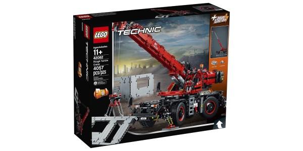 LEGO Rough Terrain Crane