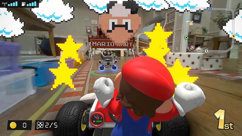 Mario Kart Live items
