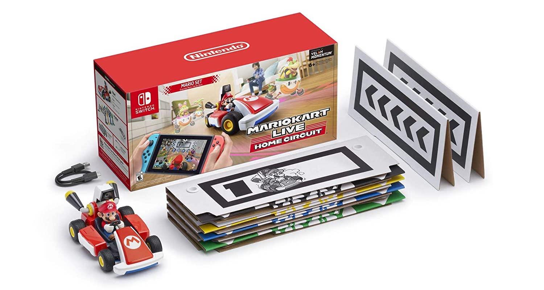Mario Kart Live package