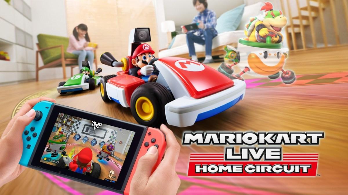 Mario Kart Live Home Circuit Hero