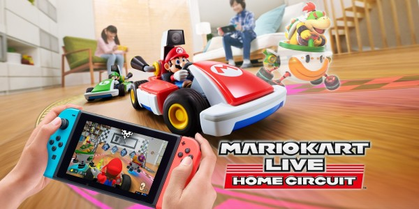 Mario Kart Live Home Circuit Hero