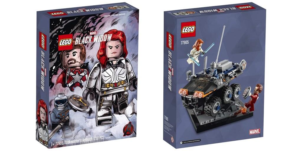 LEGO Black Widow Taskmaster
