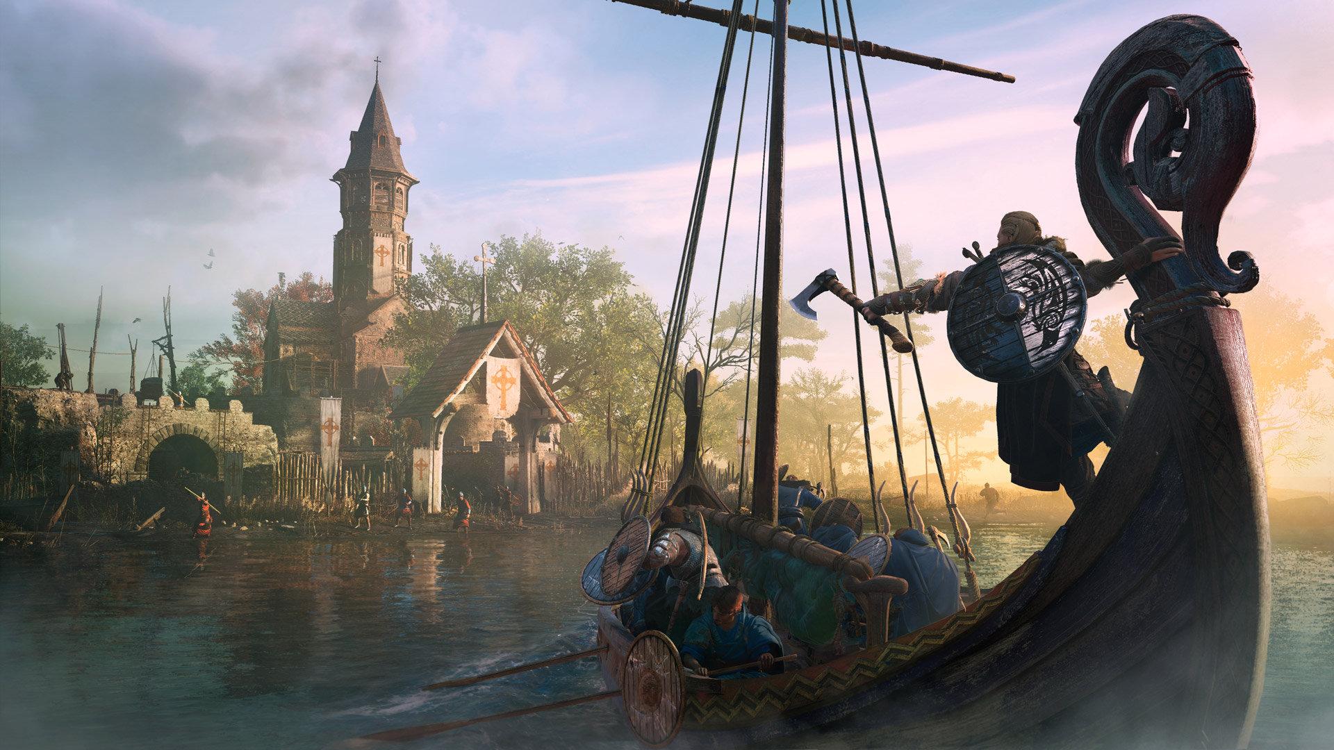 Netflix Assassin's Creed-Valhalla