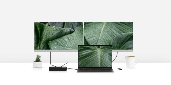 Plugable Dual 4K Hubs